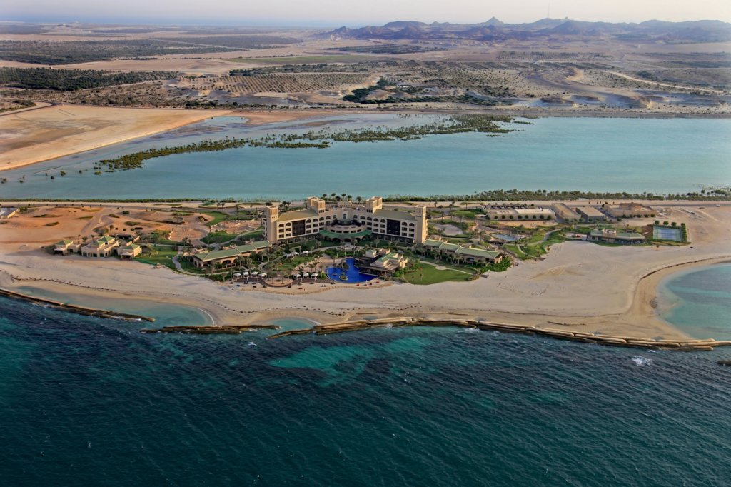 Anantara Desert Resort on Sir Bani Yas Island