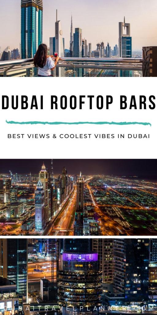 Best Rooftop bars in Dubai