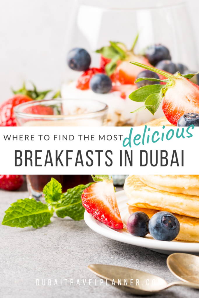 The Most Delicious Breakfasts in Dubai