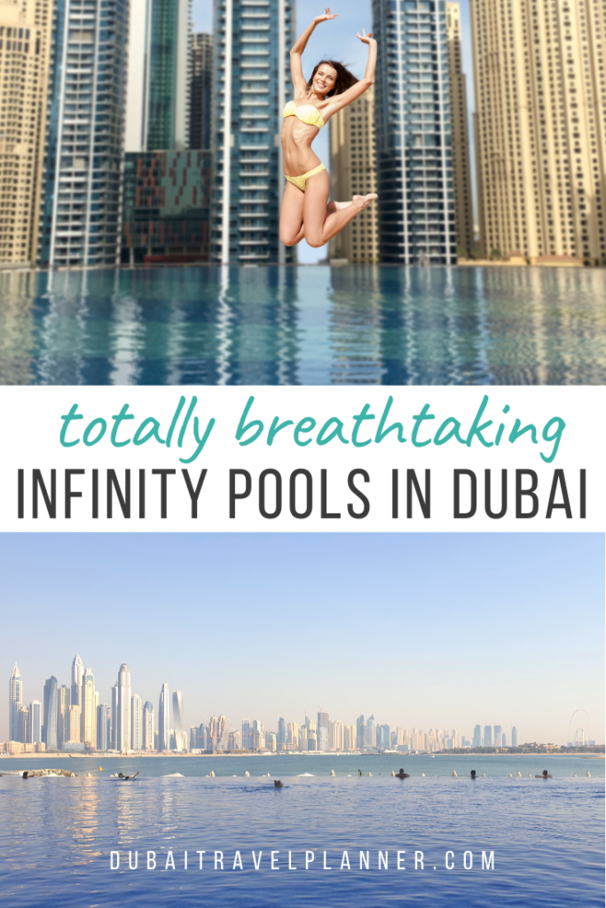 Infinity Pools in Dubai