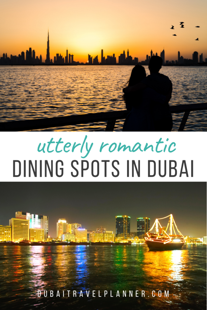 Dubai Romantic Dining Spots