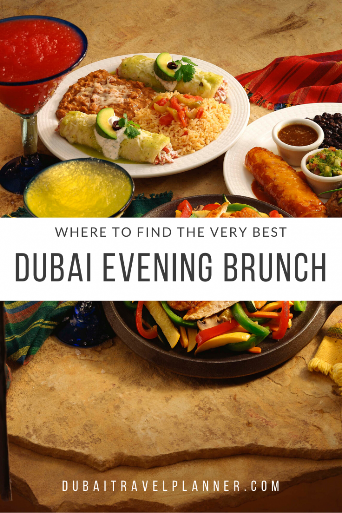 Dubai Evening Brunch